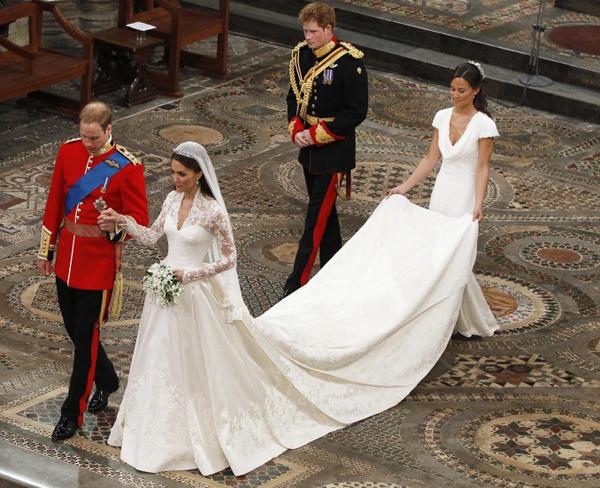 Rochie de mireasa princesa Angliei